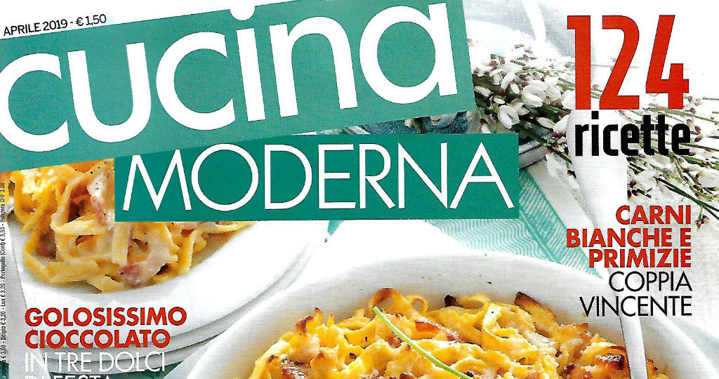 Cucina Moderna Aprile.Cucina Moderna In Edicola Edicola Amica Riviste E