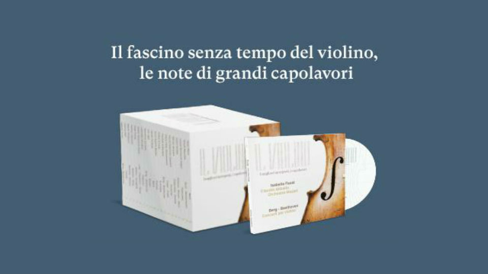 Il Violino in edicola
