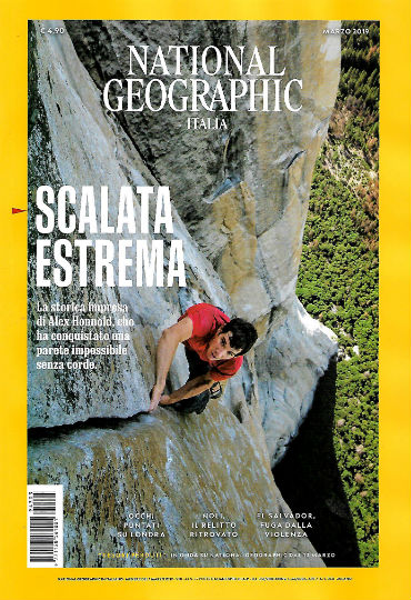 national geographic marzo 2019 in edicola