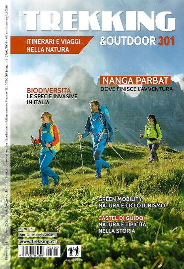 trekking & outdoor aprile 2019 in edicola