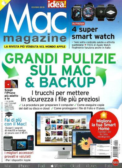 mac magazine giugno 2019 in edicola