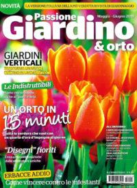passione giardino & orto maggio 2019 in edicola