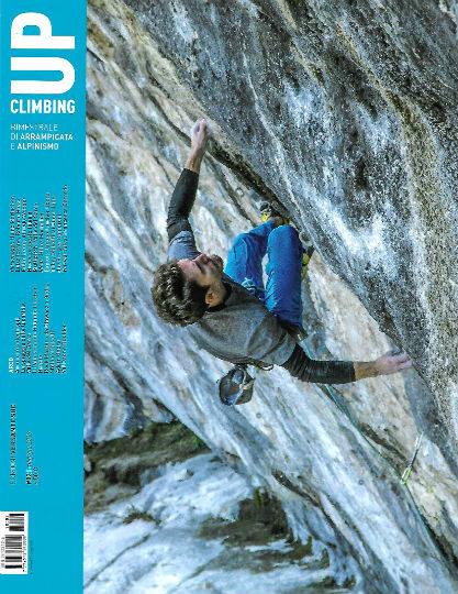 up climbing maggio 2019 in edicola