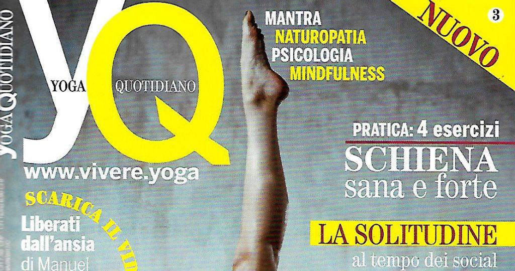 Yoga Quotidiano In Edicola Edicola Amica Riviste E Collezionabili In Edicola