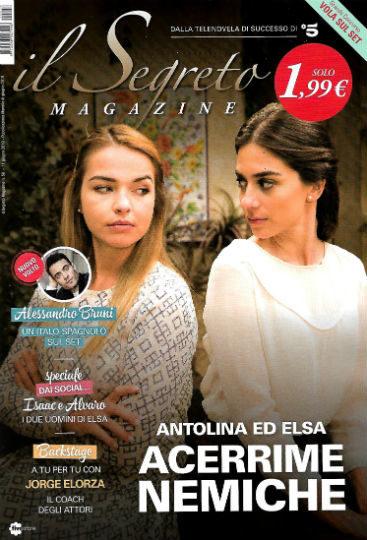 il segreto magazine giugno 2019 in edicola