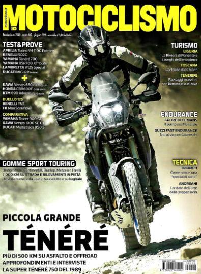 motociclismo giugno 2019 in edicola