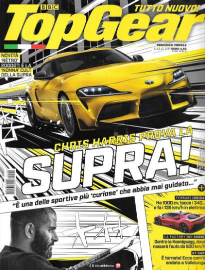 Top Gear luglio 2019