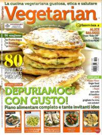 vegetarian giugno 2019 in edicola