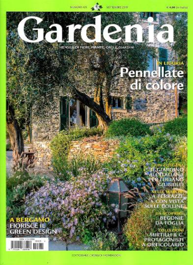 gardenia settembre 2019 in edicola