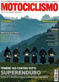 motociclismo agosto 2019 in edicola
