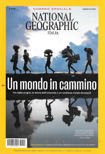 National Geographic agosto 2019