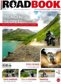 road book agosto 2019 in edicola