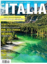 that's italia agosto 2019 in edicola