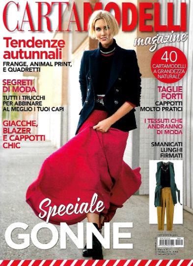 cartamodelli magazine ottobre 2019 in edicola