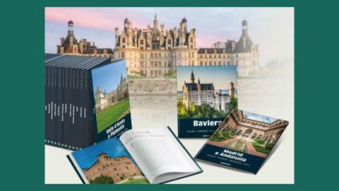castelli d'europa collana edizione 2019 in edicola