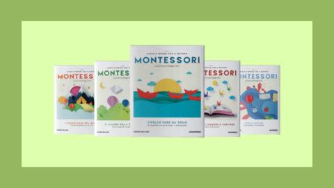 gioca e impara con il metodo montessori in edicola
