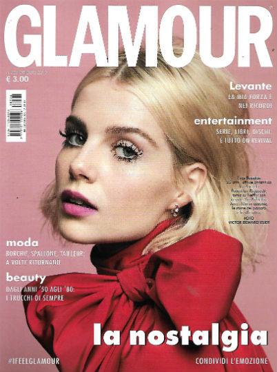 glamour ottobre 2019 in edicola