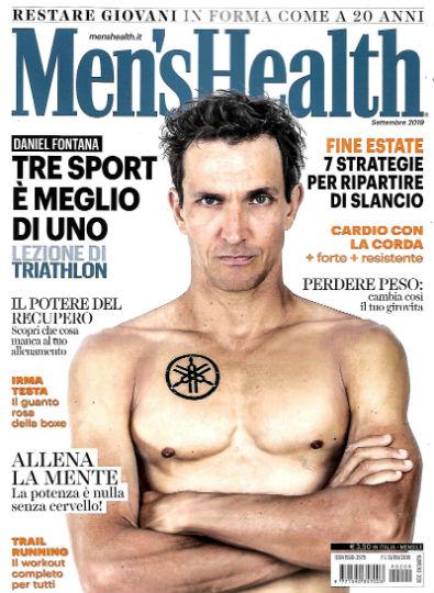 men's health settembre 2019 in edicola