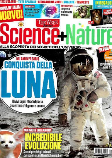 science + nature settembre 2019 in edicola