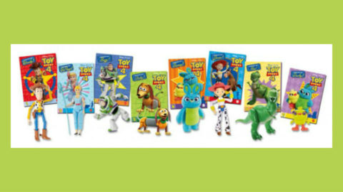 toy story 4 collection collezione in edicola