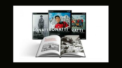 Walter Bonatti Una vita libera in edicola