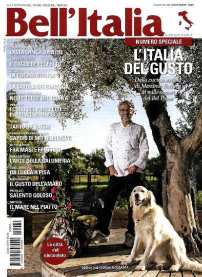 bell'italia numero speciale novembre 2019 in edicola