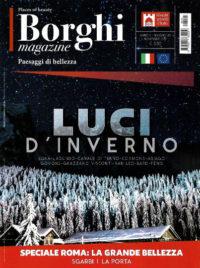borghi magazine novembre 2019 in edicola