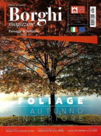 borghi magazine ottobre 2019 in edicola
