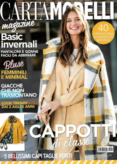 cartamodelli magazine novembre 2019 in edicola
