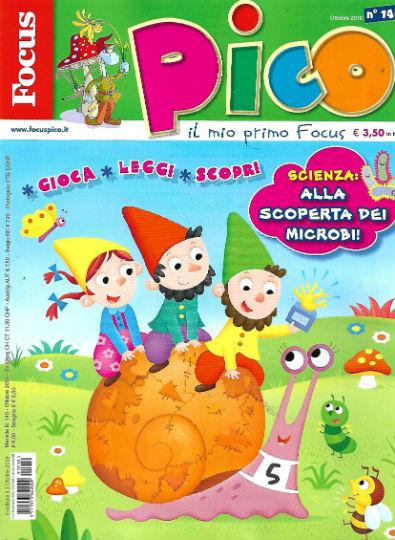 focus pico ottobre 2019 in edicola