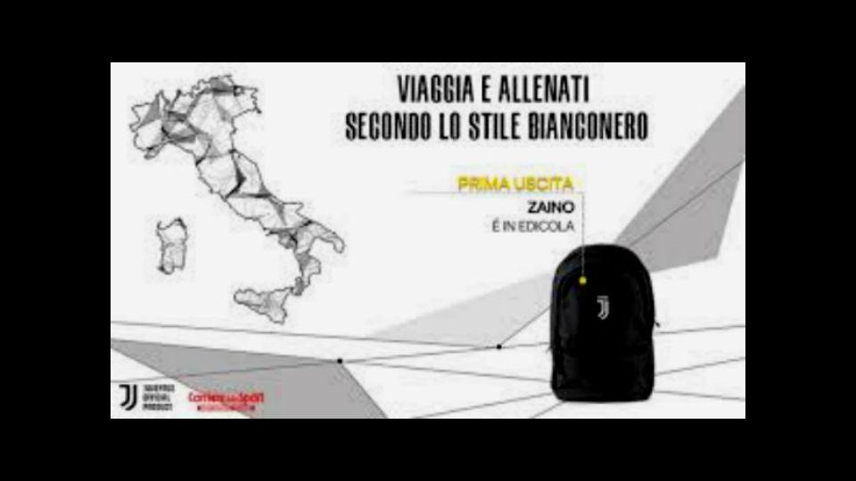 Juventus Traveller & Fitness in edicola