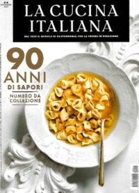 la cucina italiana novembre 2019 in edicola