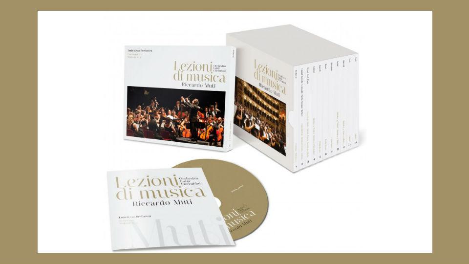 Lezioni di Musica - Riccardo Muti collana in edicola