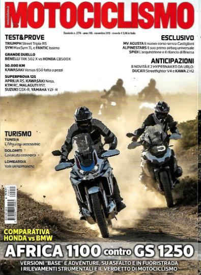motociclismo novembre 2019