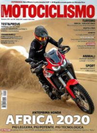 motociclismo ottobre 2019 in edicola