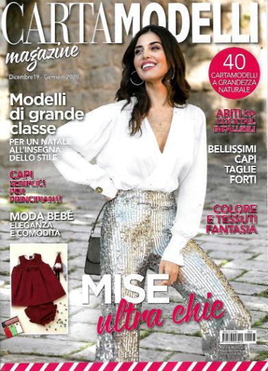 cartamodelli magazine dicembre 2019 in edicola