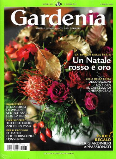 gardenia dicembre 2019 in edicola
