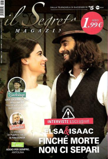 il segreto magazine novembre 2019 in edicola