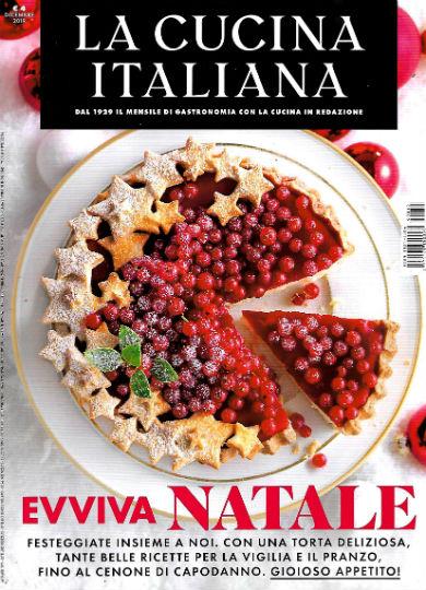 la cucina italiana dicembre 2019 in edicola