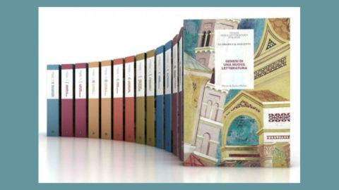 storia della letteratura italiana collana in edicola
