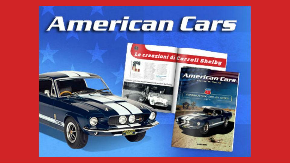 american cars collana in edicola
