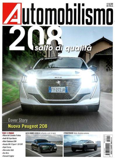 automobilismo dicembre 2019 in edicola
