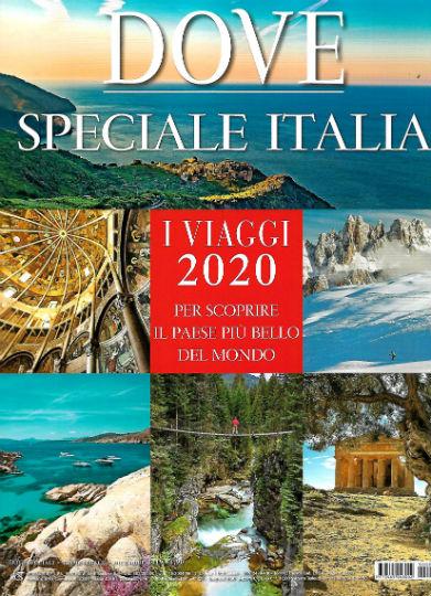dove speciale italia dicembre 2019 in edicola