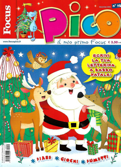 focus pico dicembre 2019 in edicola