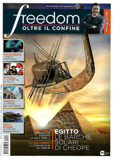 freedom magazine gennaio 2020 in edicola
