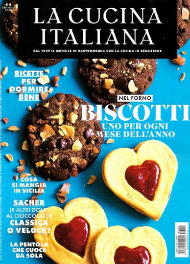 la cucina italiana gennaio 2020 in edicola