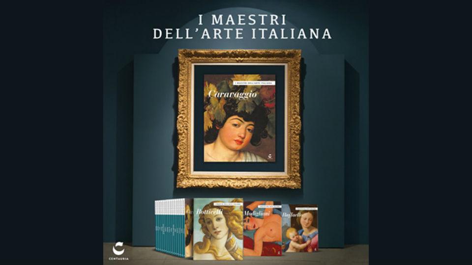 i maestri dell'arte italiana collana in edicola