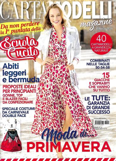 cartamodelli magazine febbraio 2020 in edicola