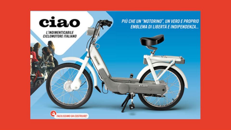 Ciao L Indimenticabile Ciclomotore Italiano In Edicola Edicola Amica Collezioni In Edicola