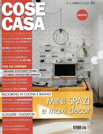 Cose di casa in edicola edicola amica riviste in edicola for Riviste di case